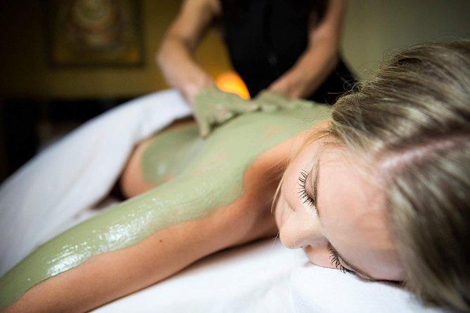 Dode Zee Signature Aromatherapie Voedend ritueel gedurende twee tot drie uur