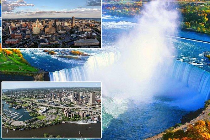 Buffalo to Niagara Falls USA Side Tours e Maid of Mist Boat