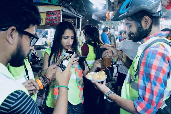 COP Amritsar Street Food Bicycle Tour