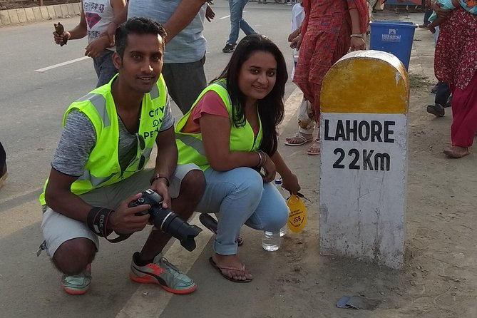 Amritsar Wagah Border Tour