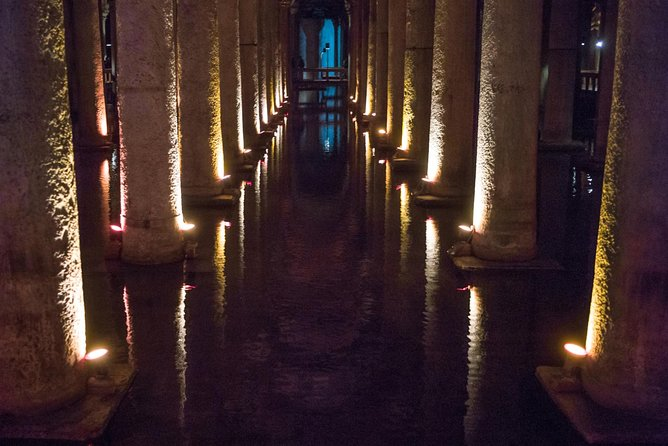 Private Tour: Istanbul Highlights and Nakkas Cistern