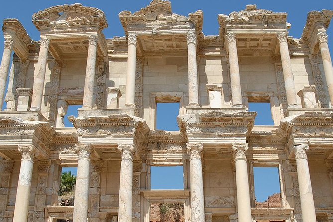 Ancient Ephesus and Cooking Class Private Tour from Kusadasi