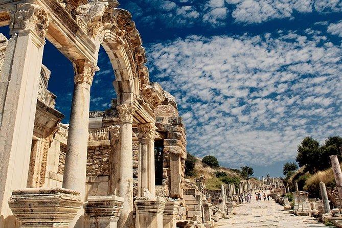 Efeze-rondleiding over de hele dag met Augmented Reality en 3D-technologie