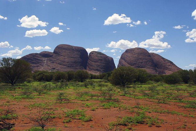 Ayers Rock or Uluru, Olgas Tour with BBQ from Alice Springs image