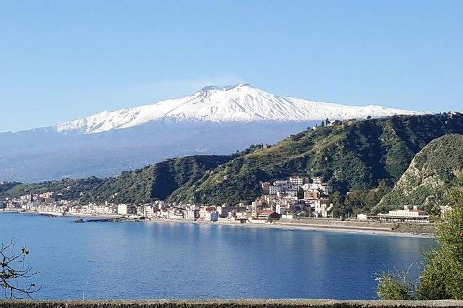 Mount Etna and Taormina