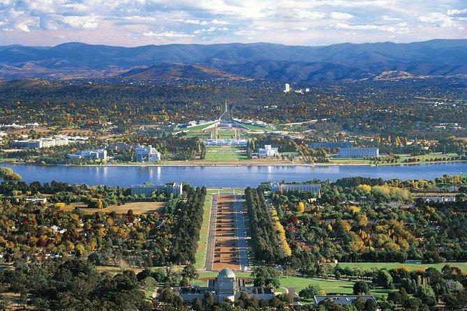 Canberra Tour from Sydney: Parliament House, War Memorial