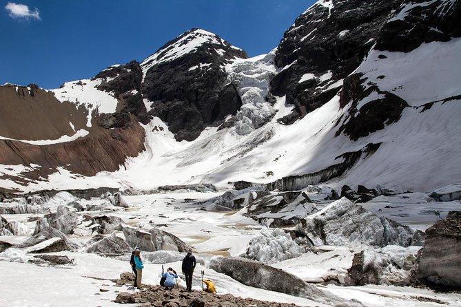Hanging Glacier Hiking at Andes Heart
