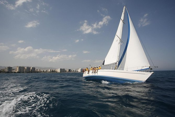Private half day cruise with a sailing yacht Koursaros