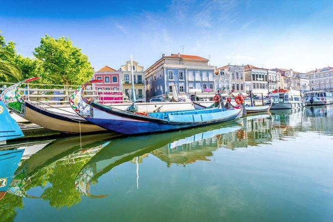 Private tour to Coimbra and Aveiro