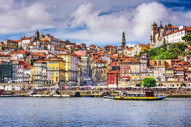 Tour privato della mezza giornata della città di Oporto