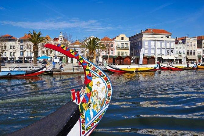 Coimbra, Aveiro and Costa Nova Day Tour