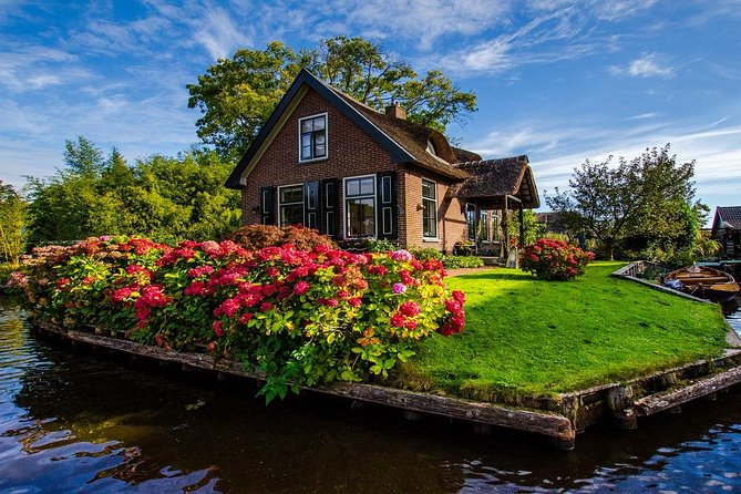 Viagem de um dia a Giethoorn saindo de Amsterdã