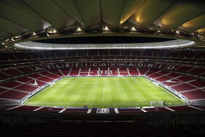 Territoire de l'Atleti: visite du musée et de Wanda Metropolitano
