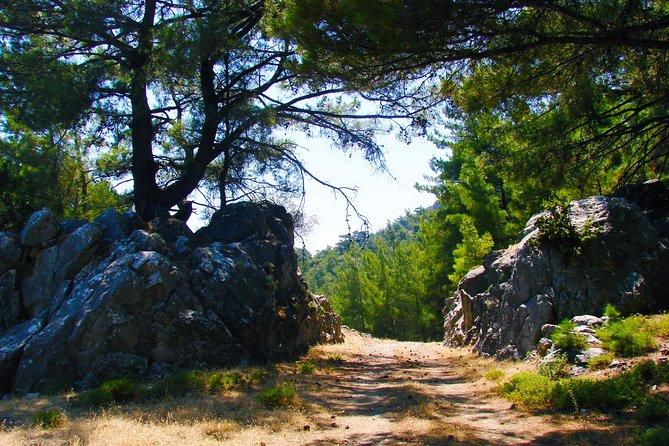 Hike Rhodes Inland (Profitis Ilias Mt) Private Tour