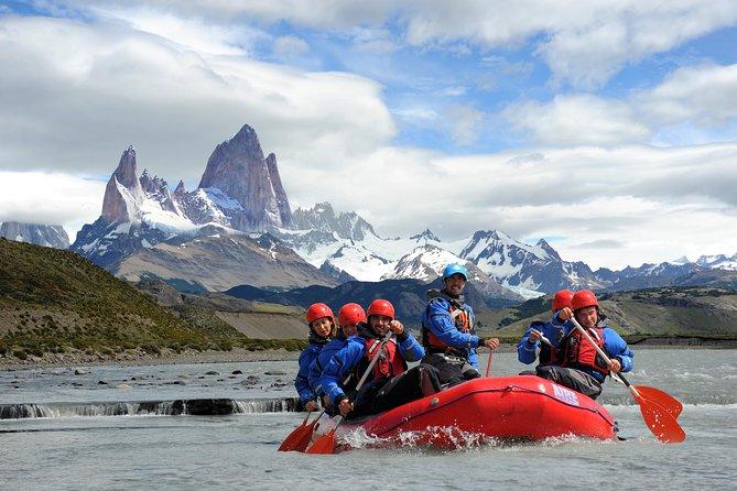 Rafting El Chalten Hele dagen - fra El Calafate