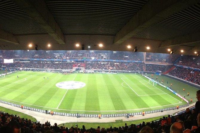 Partido De Futbol Del Paris Saint Germain En El Estadio Parc Des Princes Paris 2020 Viator