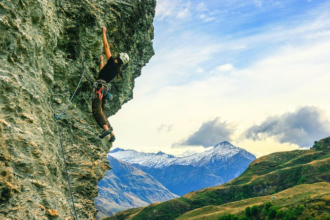 Wanaka Rock Climbing Intro Fun Day