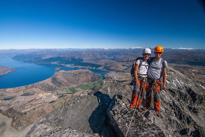 Remarkables Alpine Rock Climbing