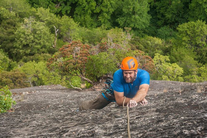 Glenorchy Multi-pitch Climbing from Wanaka