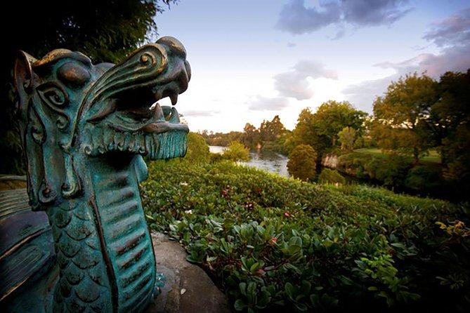 Hamilton Gardens & Hobbiton Exklusive Luxus-Tagesausflug von Auckland