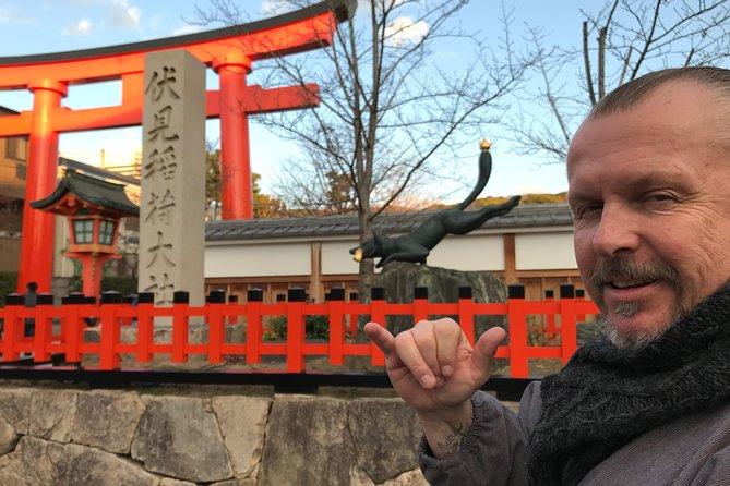 Fushimi Inari Fottur og Sake Tasting
