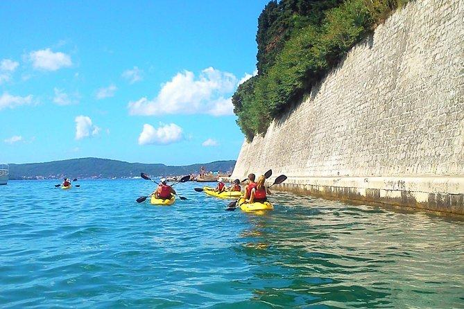 Zadar Kayak Tour
