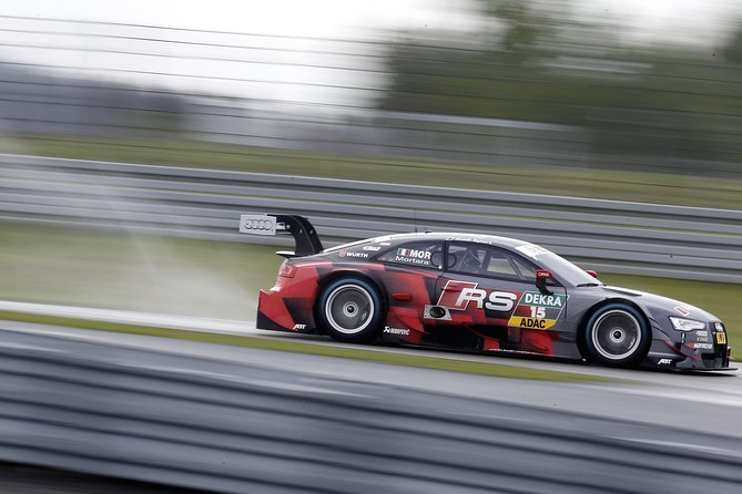 DTM Series Race Nürburgring 3-day tour with visiting Racing Team Garage, Dresden, ALEMANIA