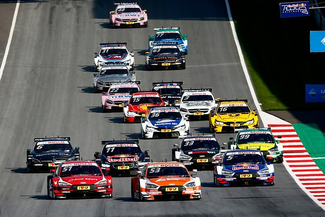SPIELBERG RACE