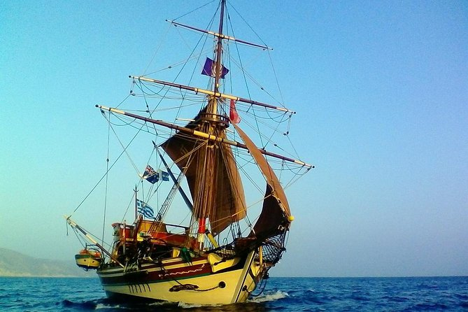 Ios Sunset Sailing trip