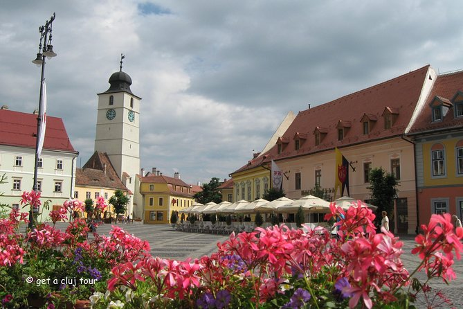 Sibiu and Alba Iulia (1 day, from Cluj, winter SALE)