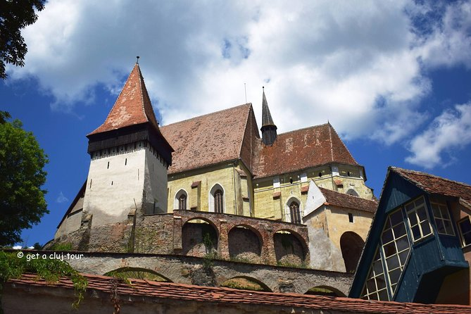 Sighisoara & Biertan fortified church (1 day, from Cluj)