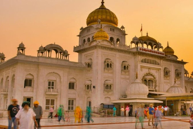 Private Old and New Delhi Guided Tour