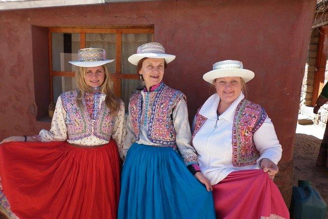 Colca Canyon Vivencial Tour in 2-Day