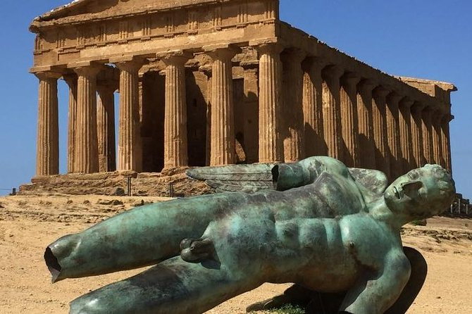 Agrigento and Piazza Armerina: Valley of the Temples and Villa Romana del  Casale
