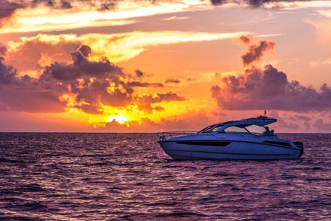 Private sunset cruise in Bora Bora