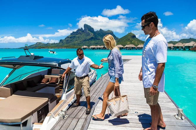 Bora Bora Private Departure Hotels to Airport Transfer