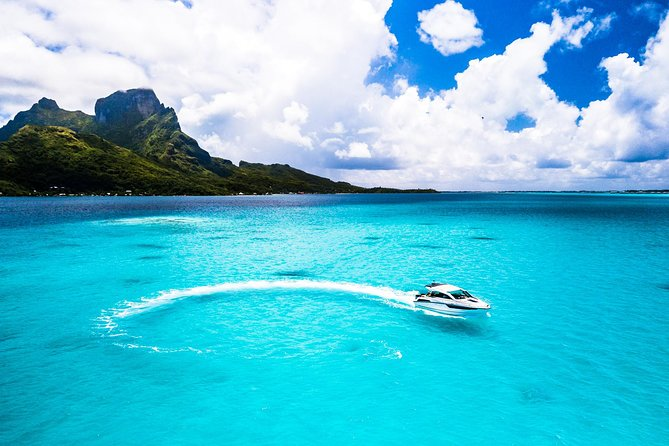 Private Cruise: The Legends of Bora Bora