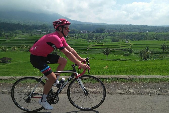 Ubud, Bali unique spectacular roadbike cycling tours