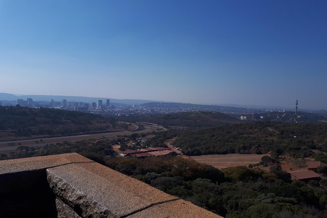 Pretoria Day Tour