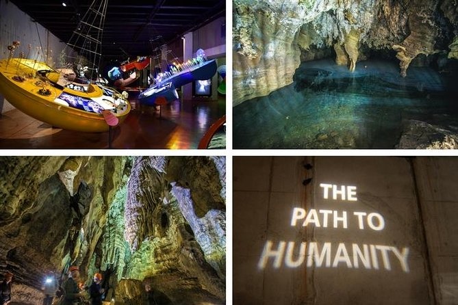 Sterkfontein Caves and MaropengTour