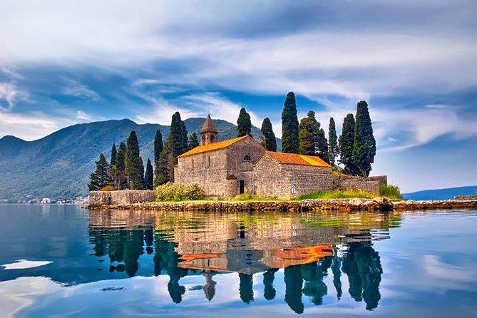 Visite privée du port de Kotor à Perast, Budva, Sveti Stefan, la vieille ville de Kotor