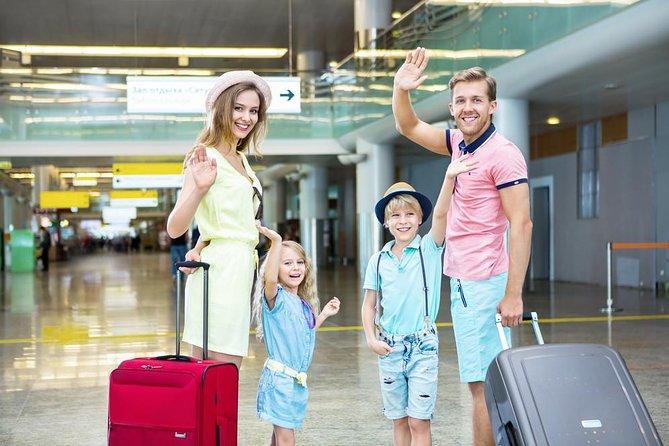 Izmir airport departure transfer