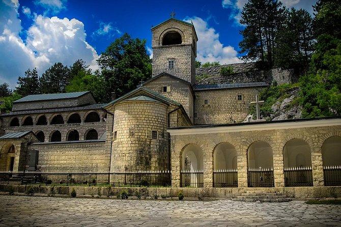 Kotor Shore Excursion - Tour to Budva, Njegusi & Cetinje Village, Kotor Old Town