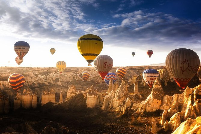 Delightful Cappadocia - 2 Days Cappadocia Travel with Balloon Ride from Istanbul