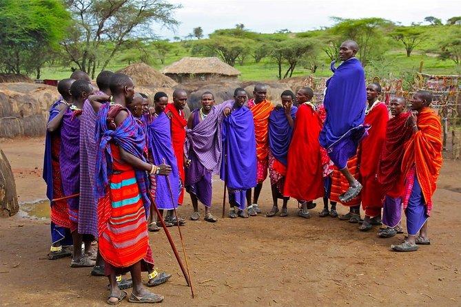 4 Day Cultural Tour - Manyara -Ngorongoro -Tarangire
