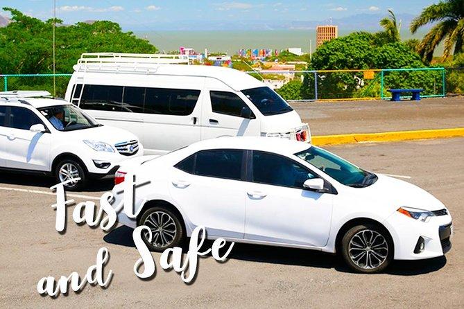 Transfer Juan santamaria Airport to Manuel Antonio