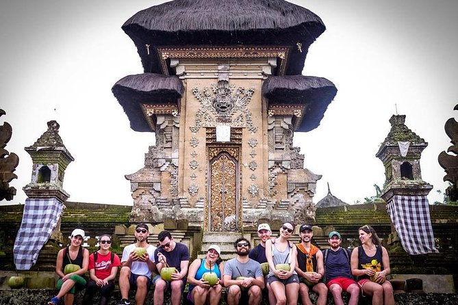 Sightseeing and culture Balinese life at Taro Village (North of UBUD)