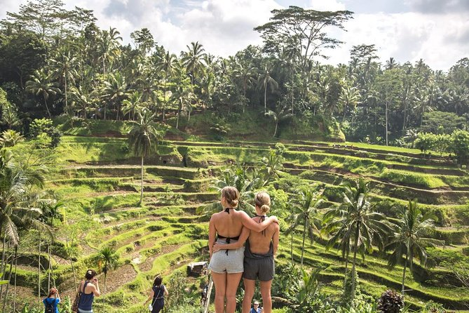 Bali All Inclusive: Ubud Rice Terraces, Temples & Volcano