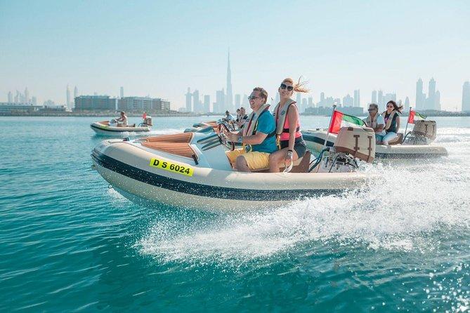 HERO OdySEA Self Drive Dubai Boat Tour