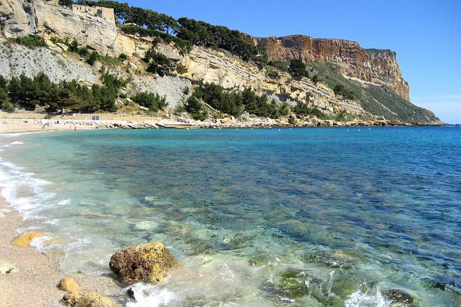 Private Transfer to Cassis & Calanques
